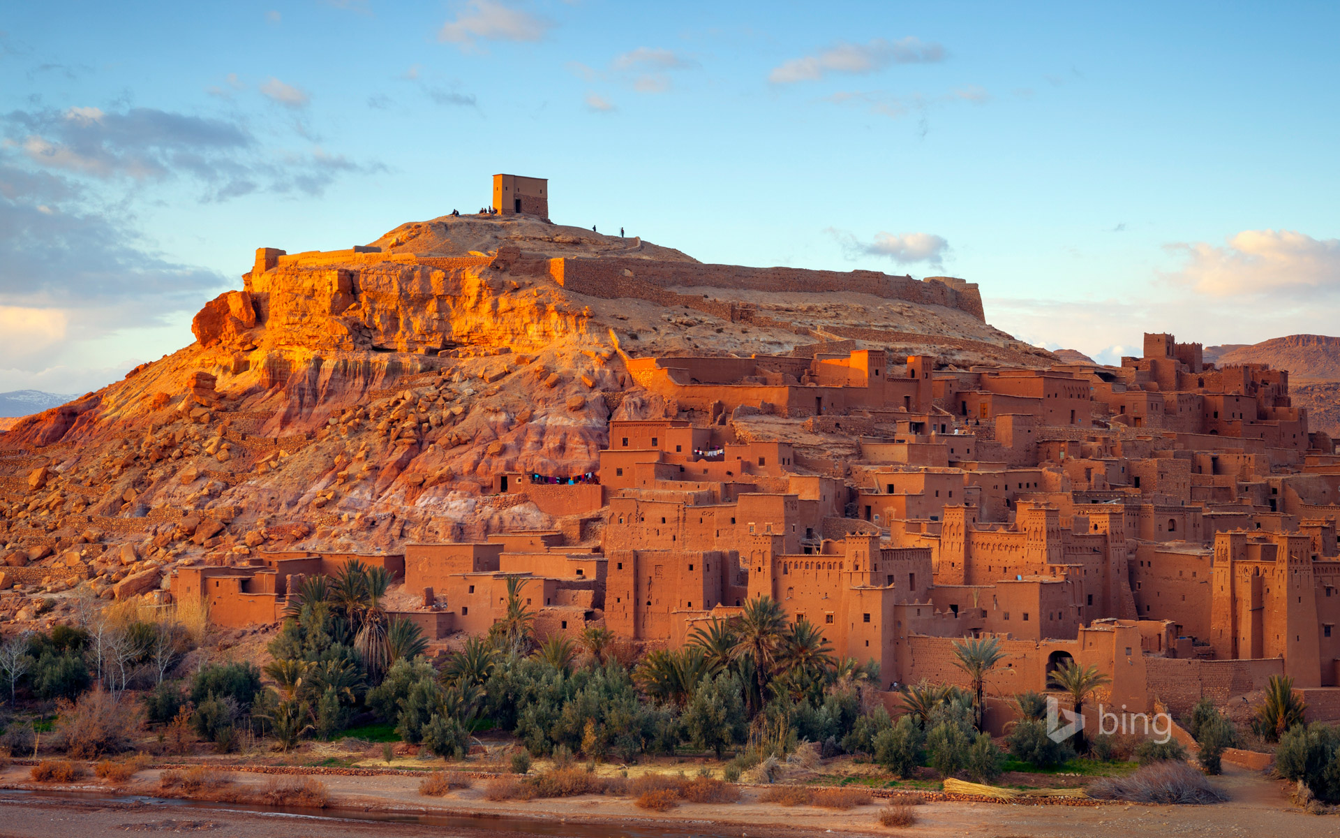 Aït Benhaddou, Atlas Mountains, Morocco