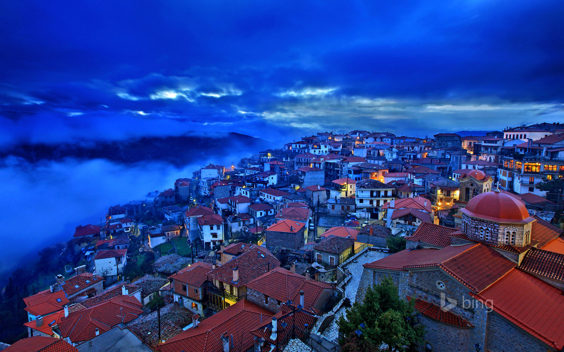 Arachova, Greece