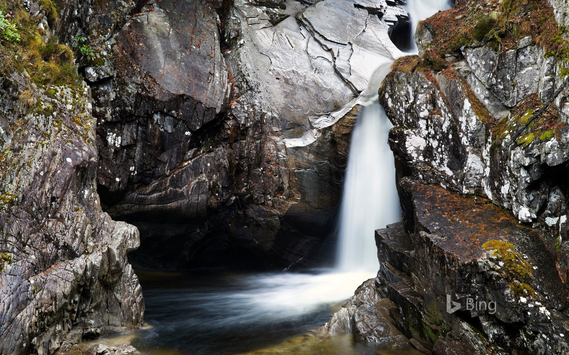 The Falls of Bruar, Perthshire