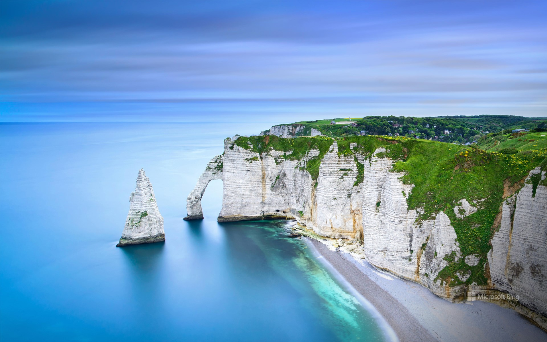 Étretat, Normandy, France