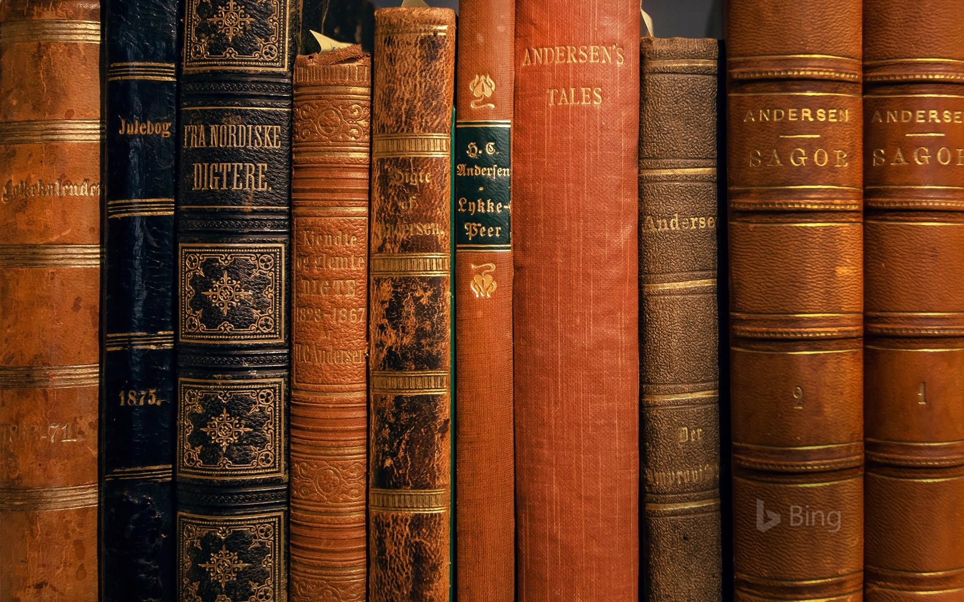 Books by Hans Christian Andersen