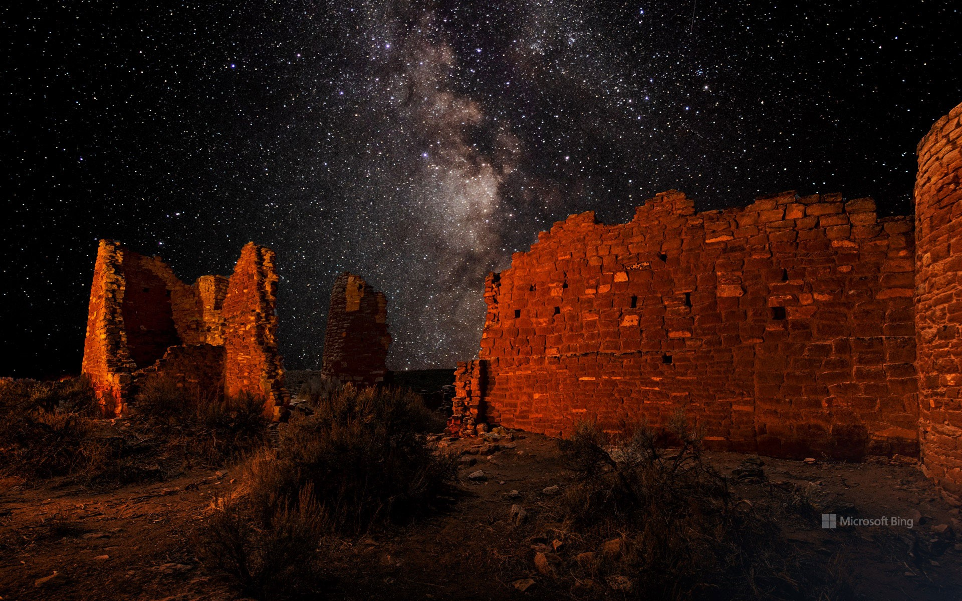 Hovenweep National Monument, Utah, USA