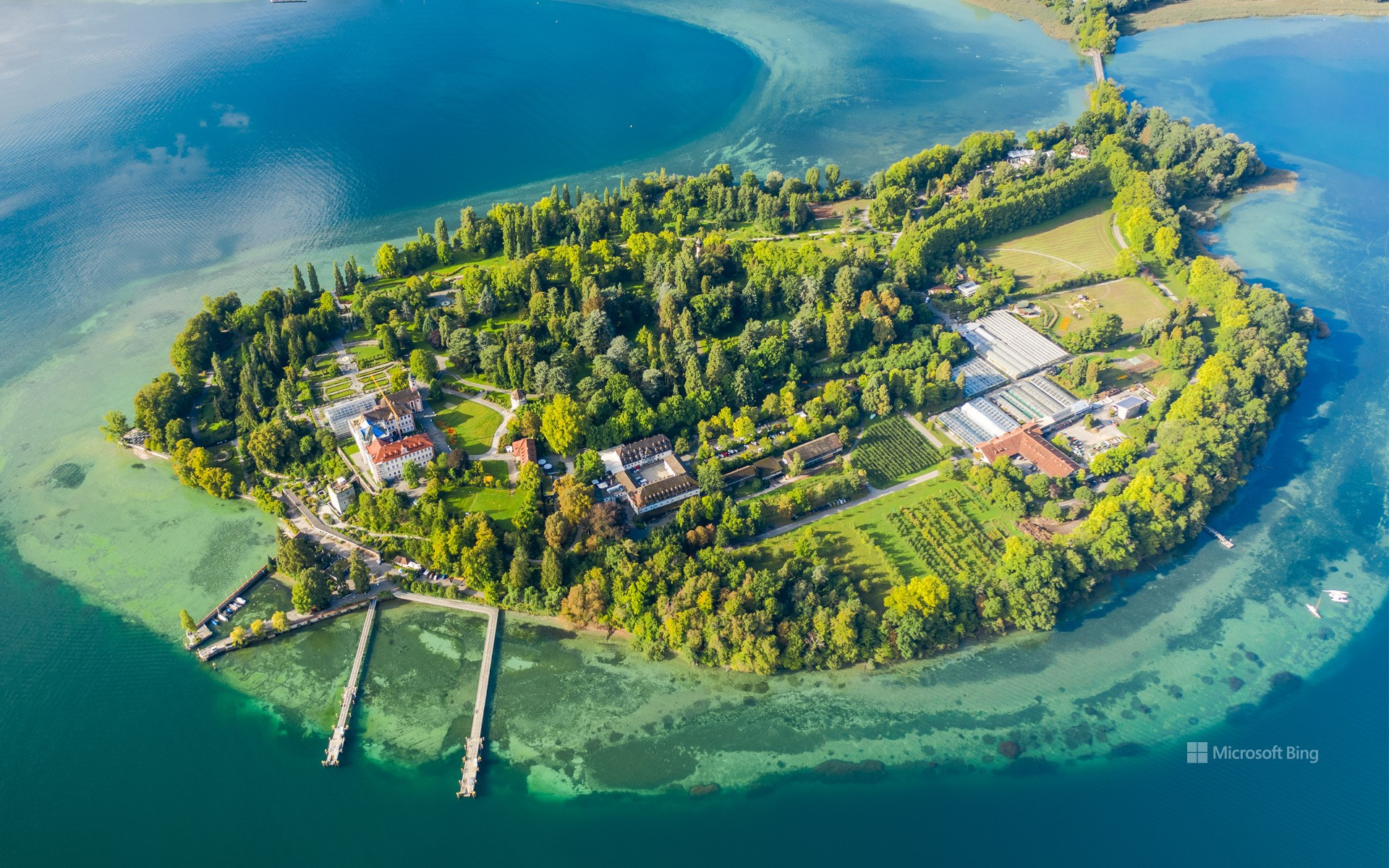 Mainau, Lake Constance, Germany
