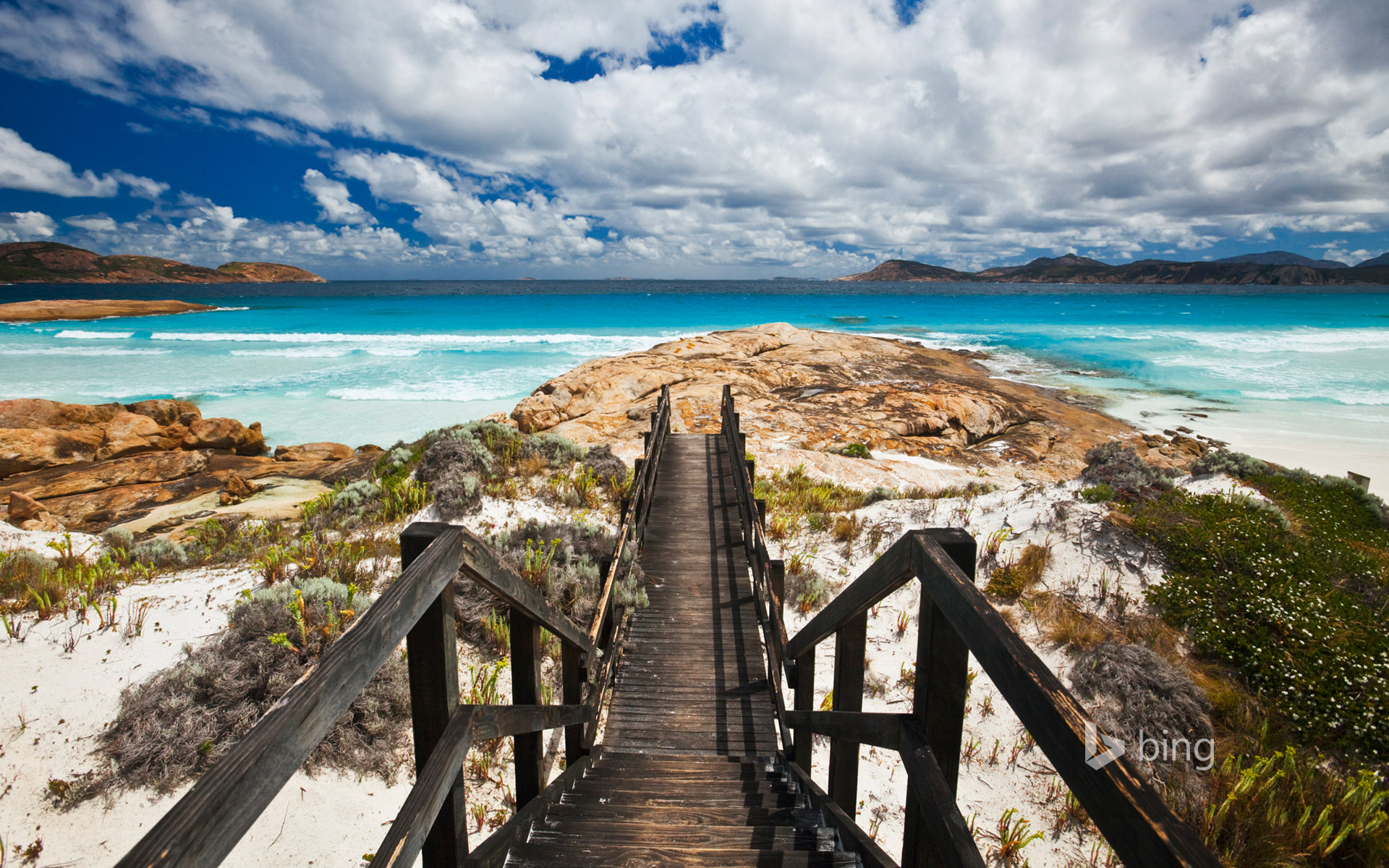 Lucky Bay, Cape Le Grand National Park, Australia