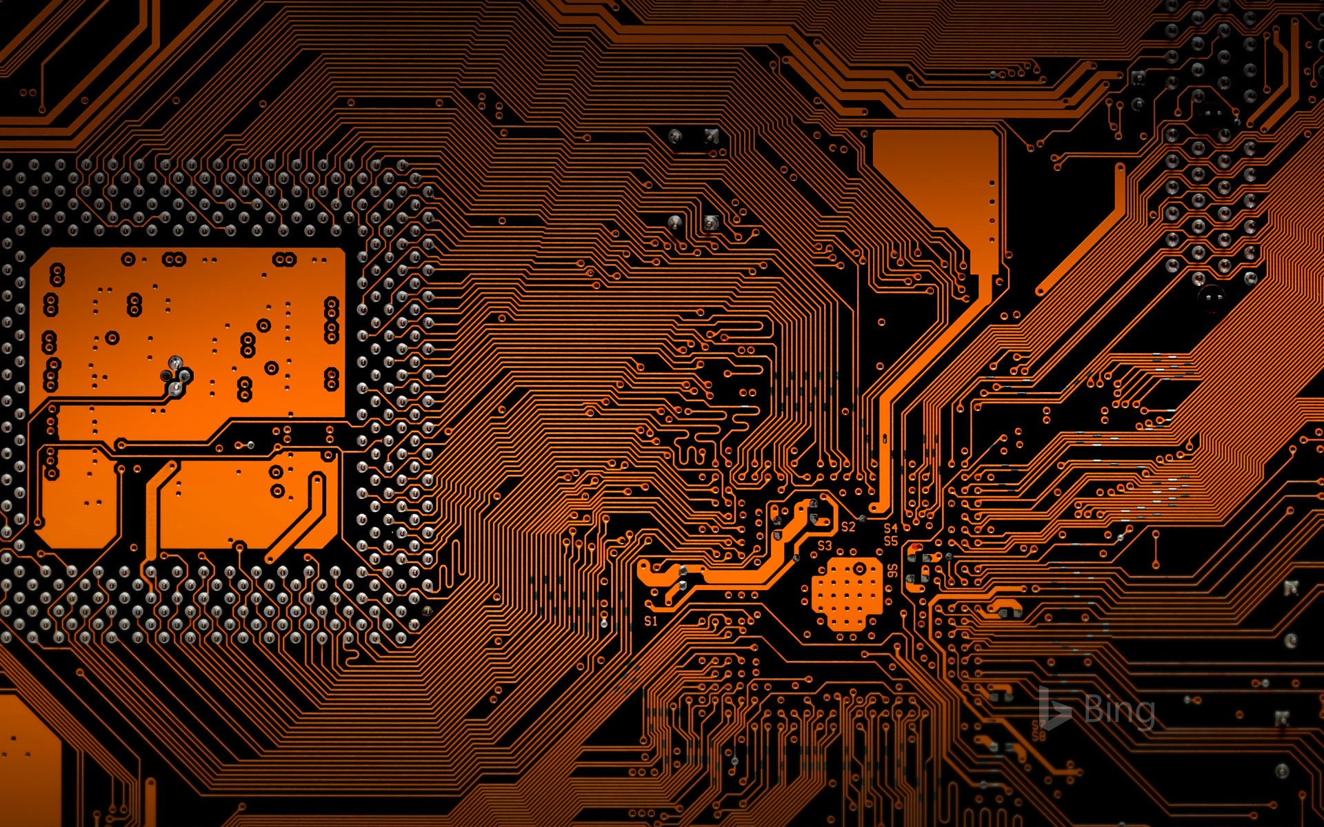 Motherboard of a computer