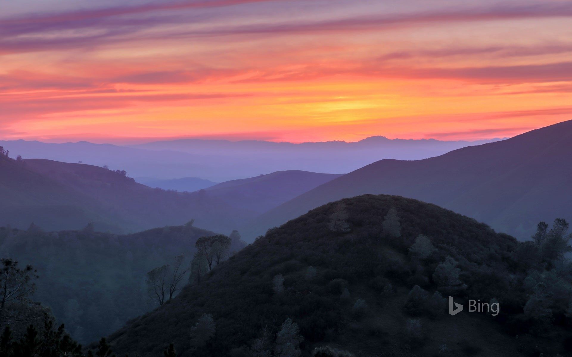 Mount Diablo State Park, California, USA