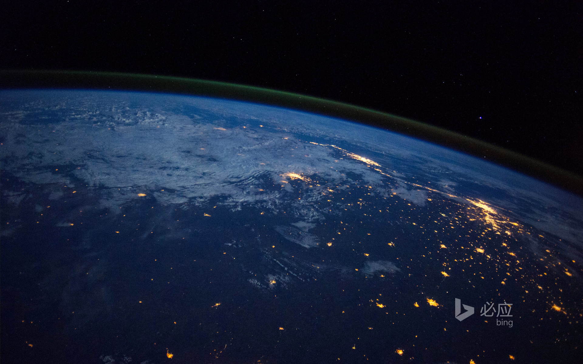 Rio de Janeiro and Sao Paulo seen from the International Space Station