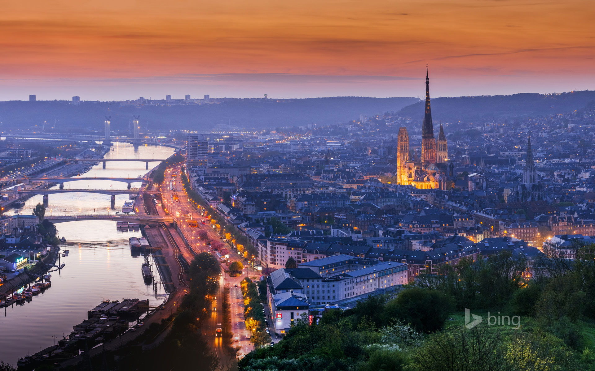 Rouen, Normandy, France