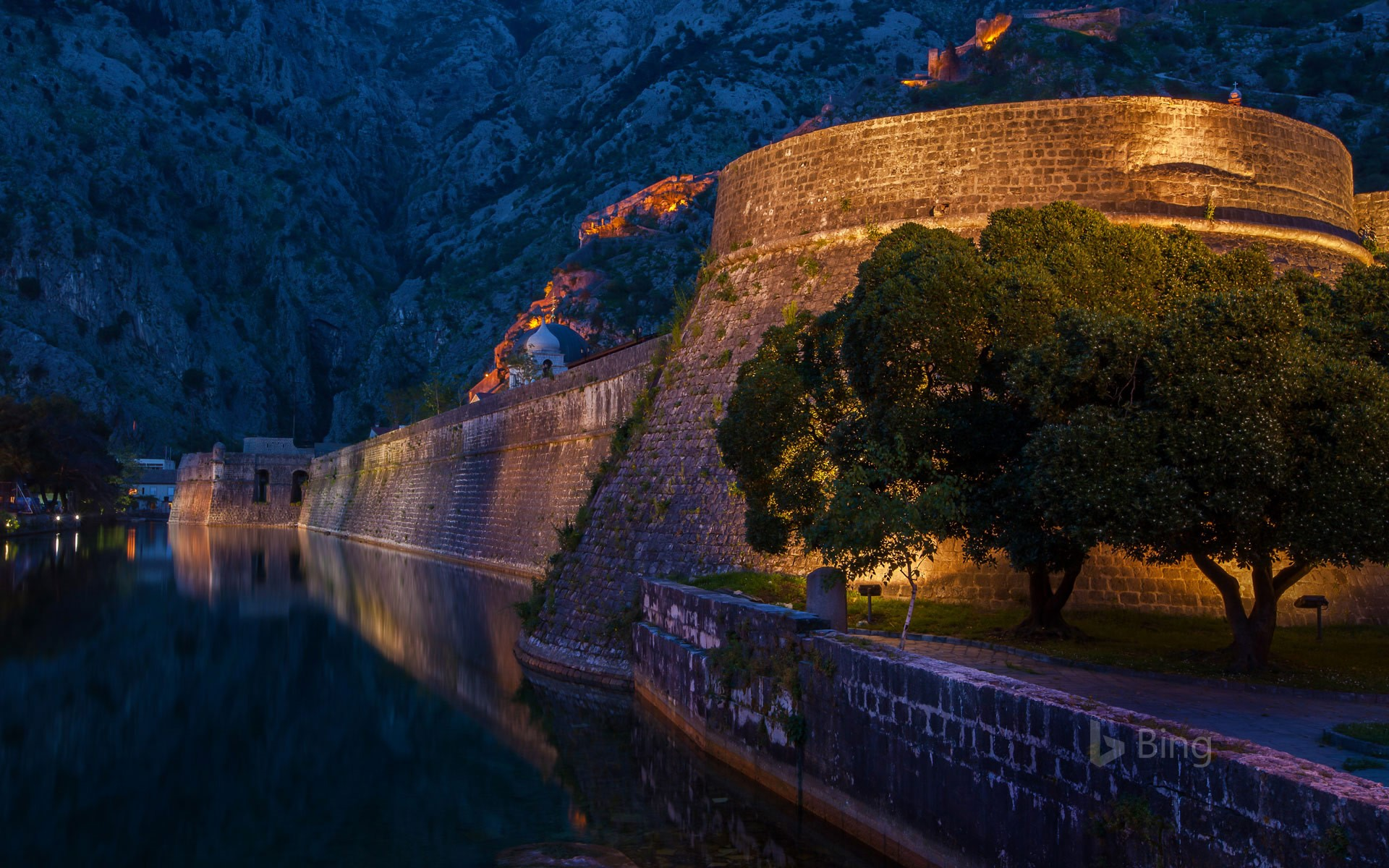 The Fortifications of Kotor, Montenegro (© Slavica Stajić/500px)
